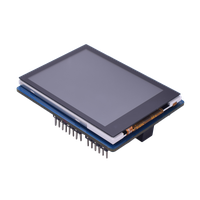 "DisplayModule 2.8"" 240x320 TFT  With Capacitive Touch"