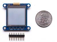 """1.3"""" SHARP Memory LCD"""