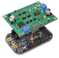 NXP FRDM-34931-EVB Brushed-DC Motor-Control using FRDM-KL25Z