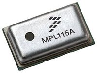 MPL115A2 - Barometer and temperature sensor