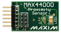 Ambient Light and  Proximity Sensor MAX44000