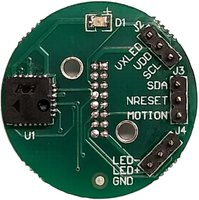 PMT9123QS | Low Power Right Angle Motion Tracking Sensor