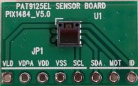 PAT9125EL | Versatile Low-Energy Surface Tracking Sensor