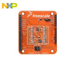 FRDM-STBC-AGM01: 9-Axis IMU