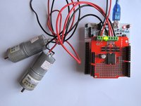 SparkFun Ardumoto Shield