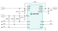 High-Efficiency Buck-Boost Regulator MAX77801