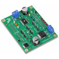 NXP FRDM-34931-EVB Brushed-DC Motor-Control using FRDM-K64F