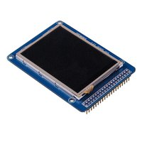 "DisplayModule 2.8"" 240x320 Touch TFT with 8-bit Interface"
