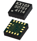 Rohm/Kionix KX123-6000 | Accelerometer