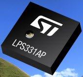 LPS331 Pressure sensor