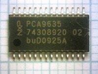 PCA9635 I2C IO Expander