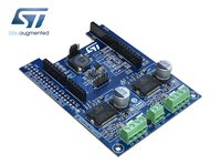 X-NUCLEO-IHM02A1 Two Axis Stepper Motor Driver