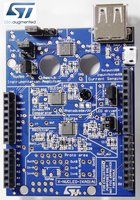X-NUCLEO-IKA01A1 Multifunctional board based on operational amplifiers.