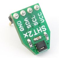 SHT21 temperature and humidity sensor