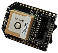 Embedded Artists GPS Receiver Board