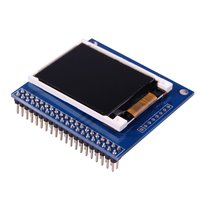 "DisplayModule 1.8"" TFT with SPI Interface"