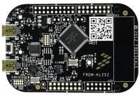 FRDM KL25Z on-board Capacitive Touch Sensing