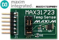 Digital Thermometer and Thermostat; Device Temperature Sensor MAX31723
