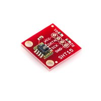 SHT15 temperature and humidity sensor