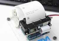 AS-289R2 Thermal Printer Shield