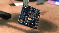 Adafruit TCS34725 RGB Color Sensor