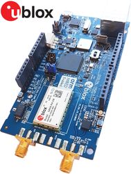 u-blox C030-R412M LTE CatM1/NB1 and 2G | Mbed
