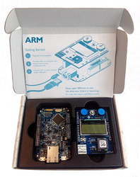 Ethernet IoT Starter Kit | Mbed