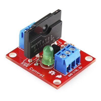 Drivers Relays And Solid State Relays Mbed - Solid state relay using triac