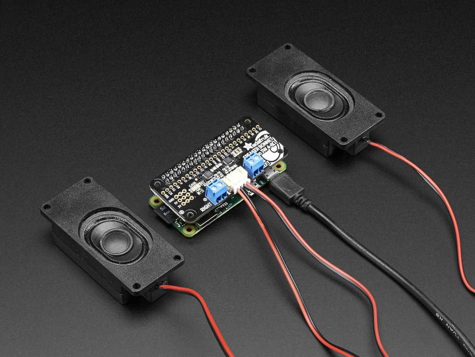 it can be used in a breadboard with mbed for audio projects  the  tutorial at adafruit shows the 5v power and gnd pin and i2s pin connections  needed