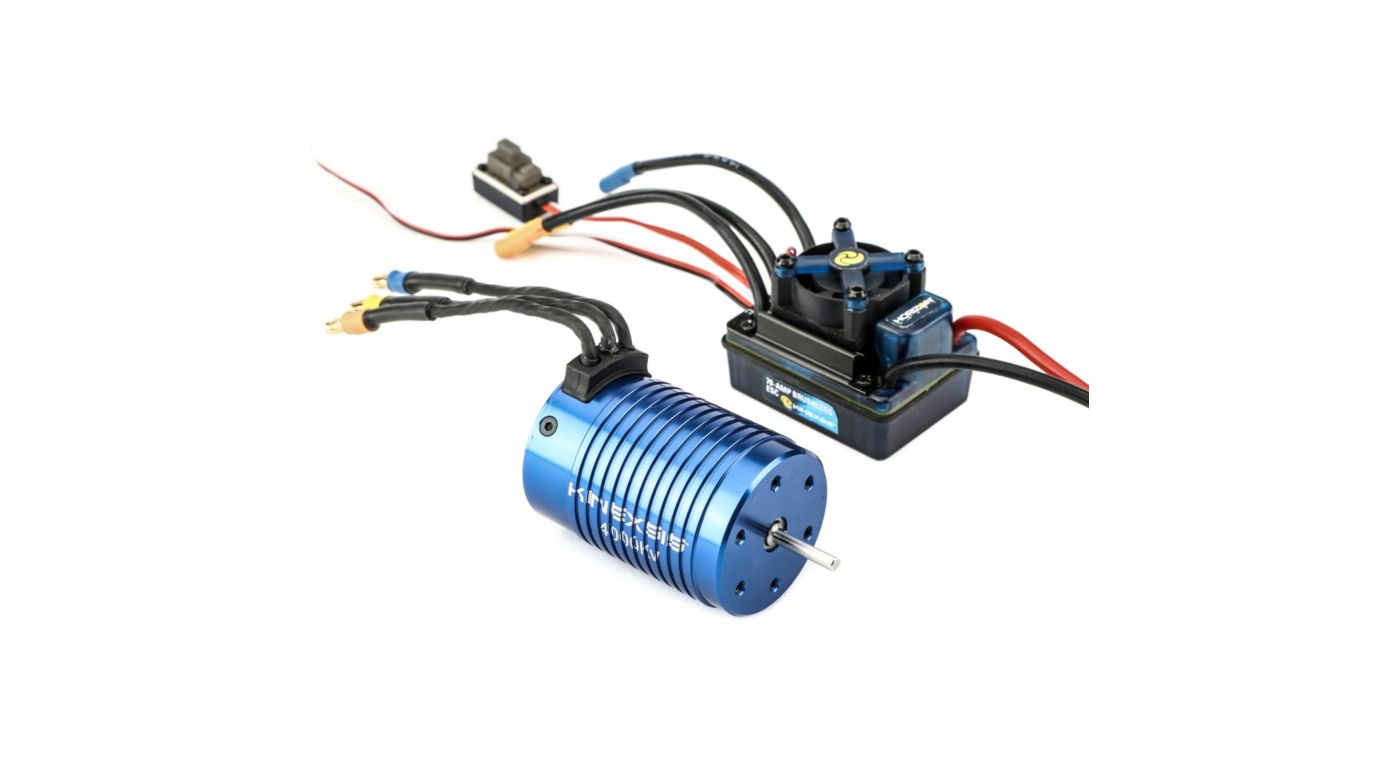 Using a Brushless DC motor with an RC ESC | Mbed