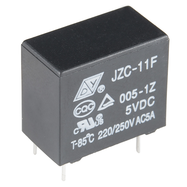 Solid State Relay Required Only 50ua Drive Current Electronic