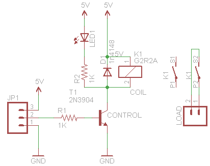 When Why Would You Use A Zener Diode As A Flywheel Diode On The Coil Of A Relay also Relay Breakout Boards moreover Diode 4 further Selecting The Right Flyback Diode When Using  m On 12v 3a Coil as well Change Direction Of 12v Dc Motor Rotation Using Relay. on relay coil snubber