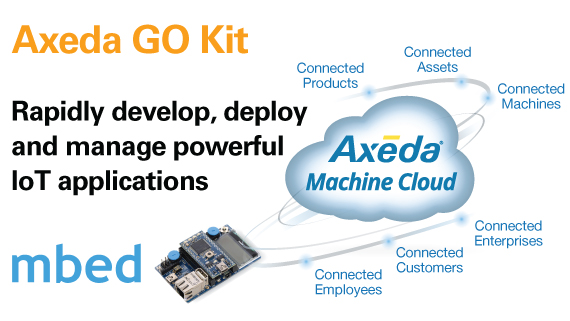 Axeda Go Kit for ARM mbed | Mbed