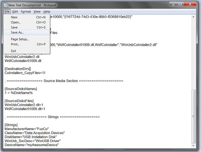 Файл wdfcolnstaller01009 dll скачать