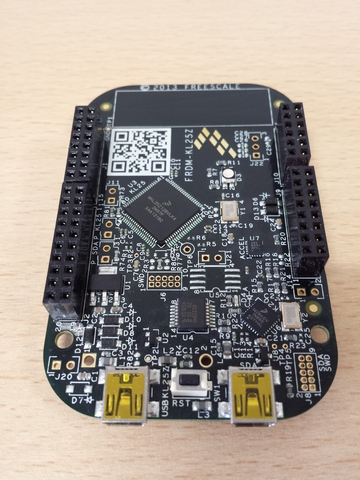 FRDM-KL25Z Library for Seeed Studio CAN-BUS Shield | Mbed