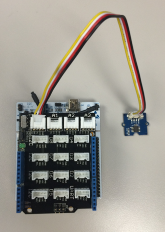 Getting Started with Sensors - | Mbed