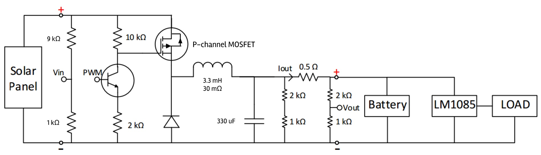 9 Volt Battery Charger Circuit
