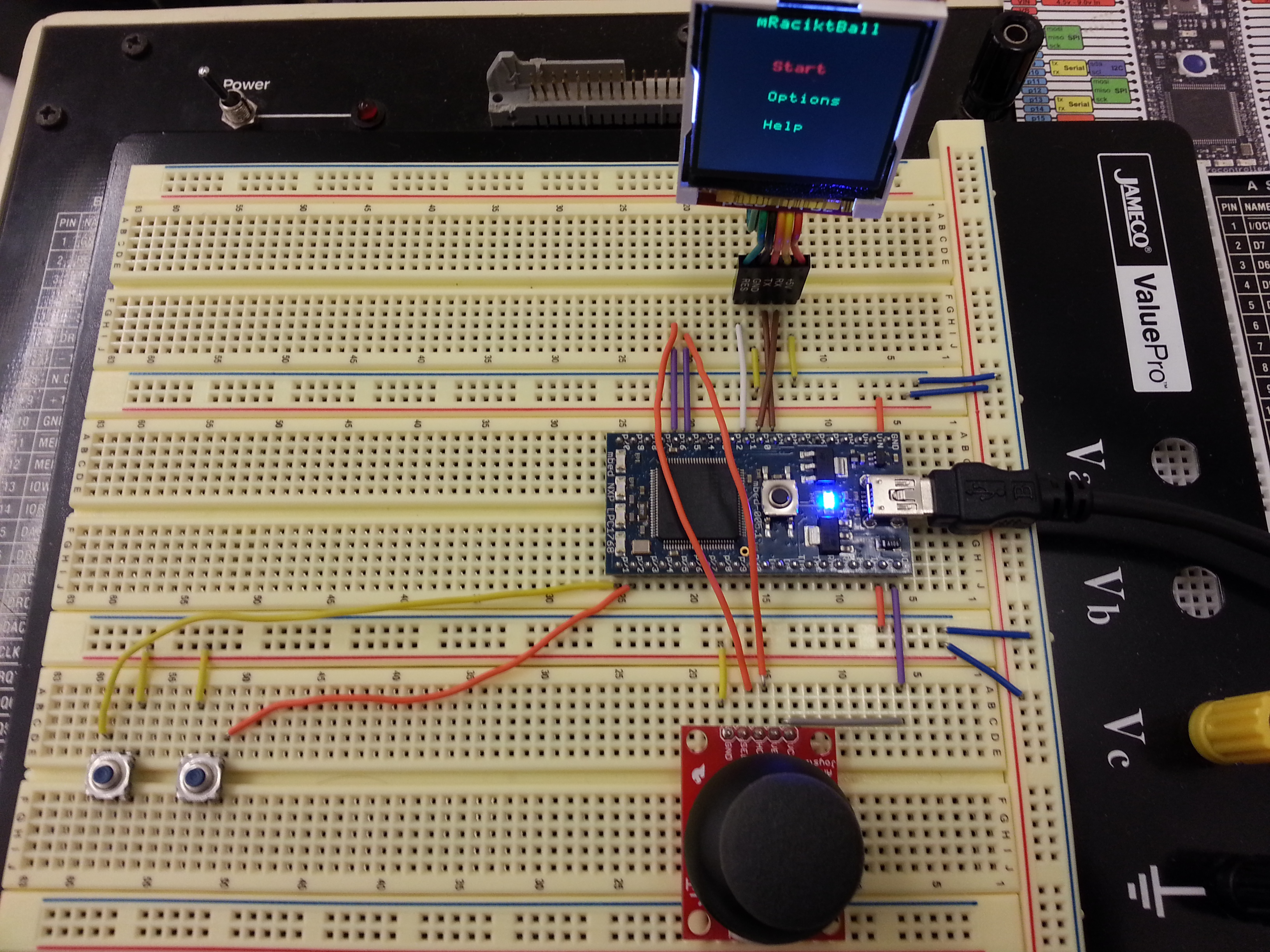 Student Projects Cookbook Mbed Module Fm Wireless Microphone Circuit Board Computer Audio Radio Mrackitball
