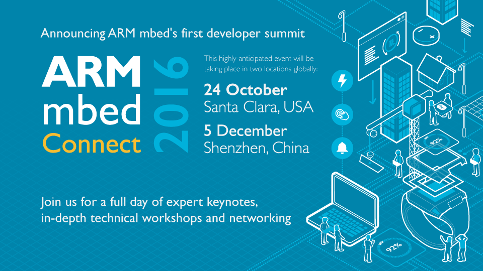 mbed Connect - First mbed dev summit | Mbed