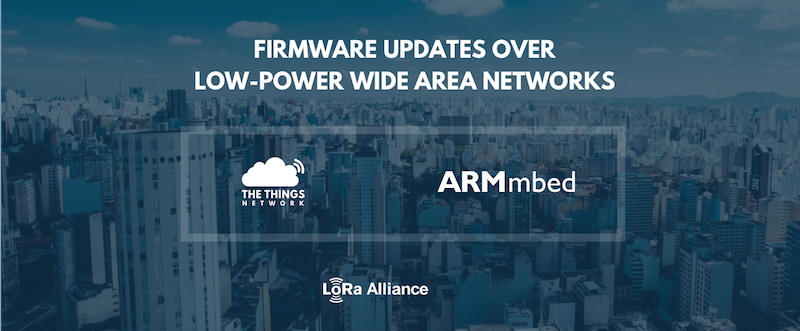 Firmware updates over LPWAN