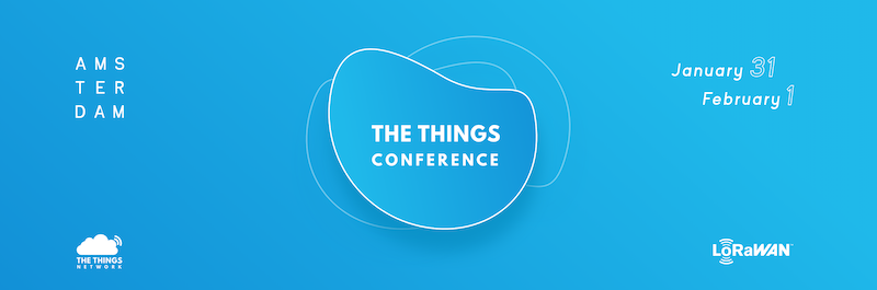 Meet Arm at The Things Conference, 31 January & 1 February
