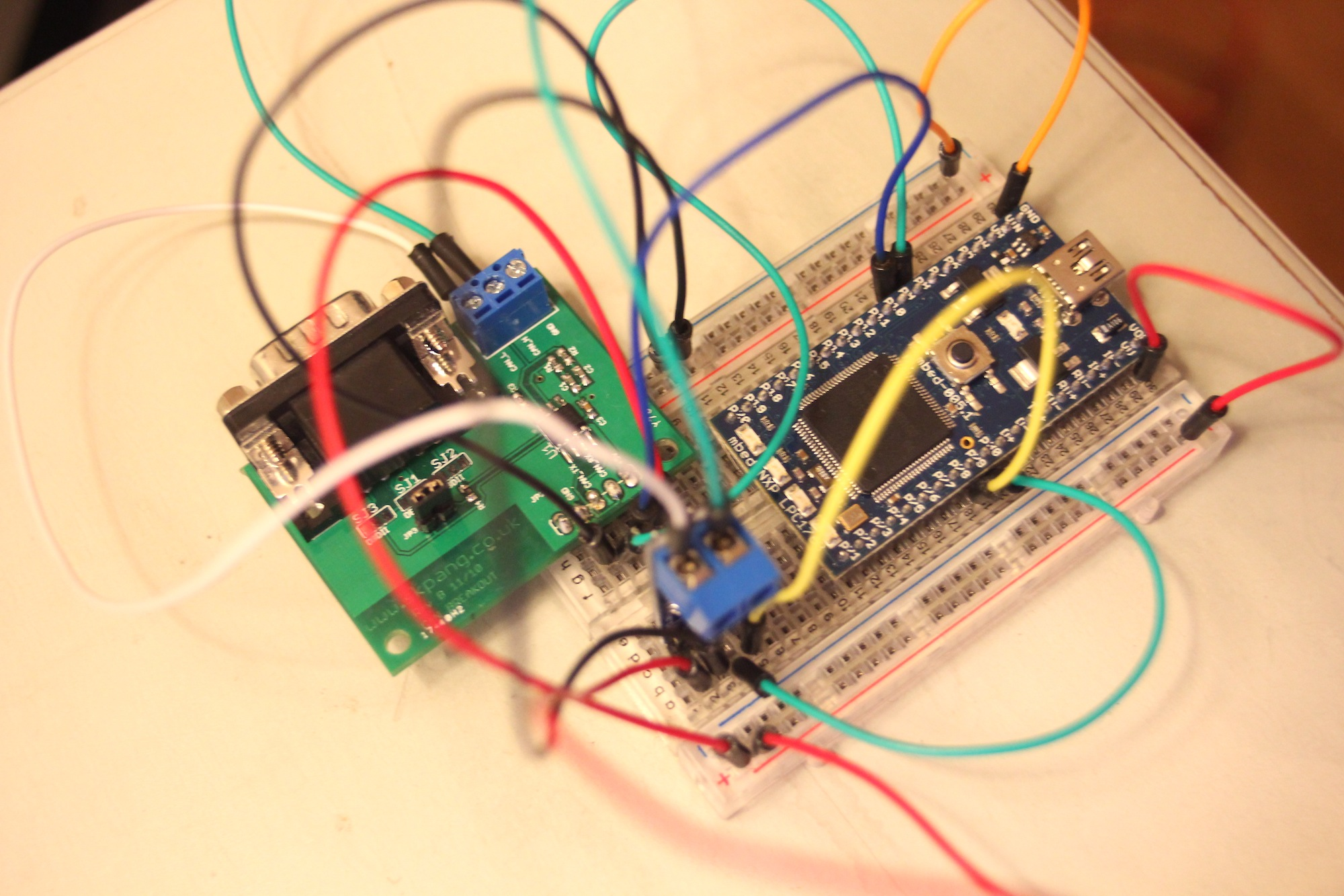 Test Can Bus With 2 Nodes Transceivers Cant Read The Sent Wiring Schematic Http Mbedorg Media Uploads Kaspars Loopback Single Board