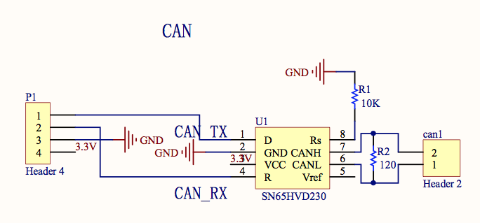 Test Can Bus With 2 Nodes  Transceivers   Can U0026 39 T Read The