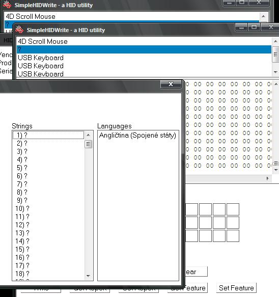 USB HID String descriptor issue | Mbed