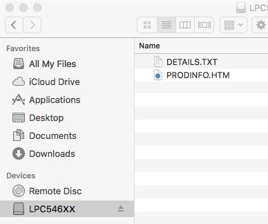 NXP LPCXpresso54628 | Mbed