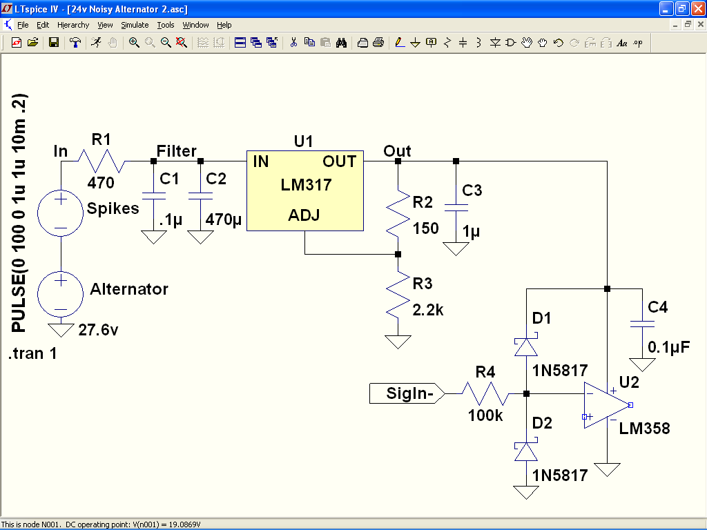 Lm358an Amplifier Mbed Single Supply Op Amp Design Media Uploads Mbed2f 24v Noisy Alternator 2
