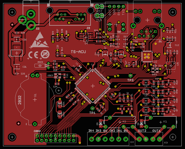 An Example of Custom PCB Design for mbed Application | Mbed