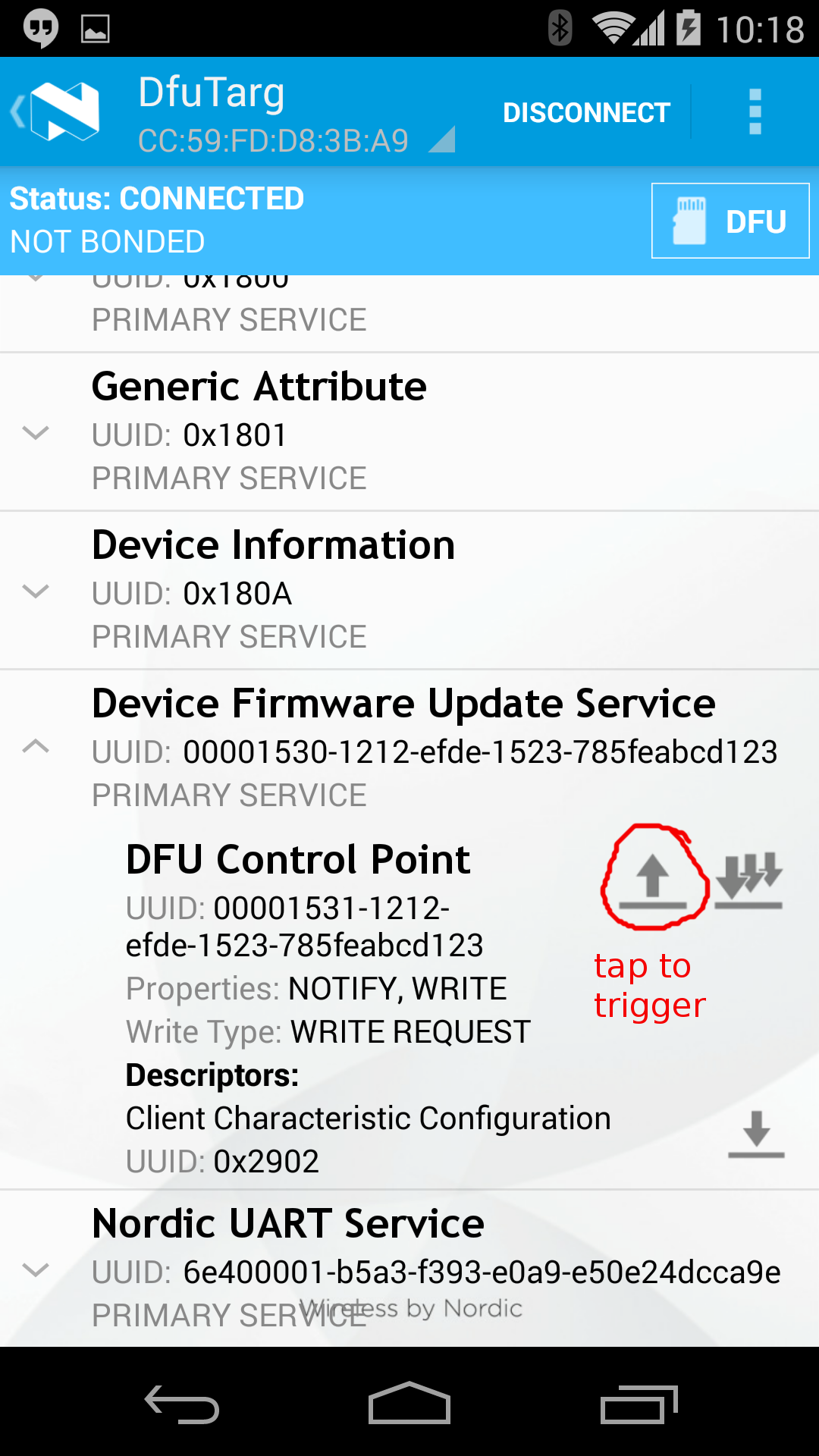 Firmware Over The Air   Mbed
