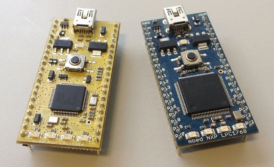 mbed Microcontrollers