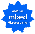 Order and mbed Microcontroller